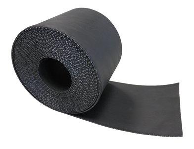 Alpha-flex Zwart 20 cm x 10 mtr